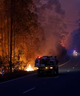 Fire Danger Back Up To Severe For NSW
