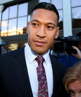 Israel Folau Claims Bushfires Are God's Punishment For Legalising Same-Sex Marriage And Abortion