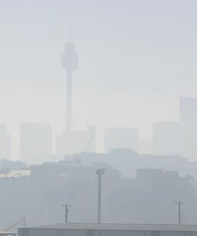 Asthma Sufferers Warned As Another Smoky Day Is Forecast For Sydney