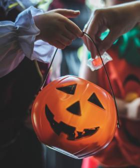 Little Girl Believed To Have Swallowed Prescription Medication While Trick Or Treating