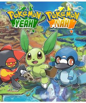 Pokémon: Yeah/Nah Is The Aussie Pokémon Game We Need Right Now