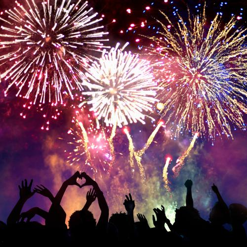 Here's Where To See Your Nearest New Year's Celebrations