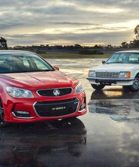 After 41 Years, Holden To Axe Iconic Commodore