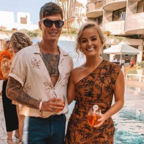 The Bachelor's Elly Miles And Love Island's Adam Farrugia Spark Dating Rumours