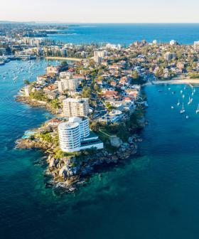 A Picturesque Walk Has Opened Up Between Bondi And Manly Beach