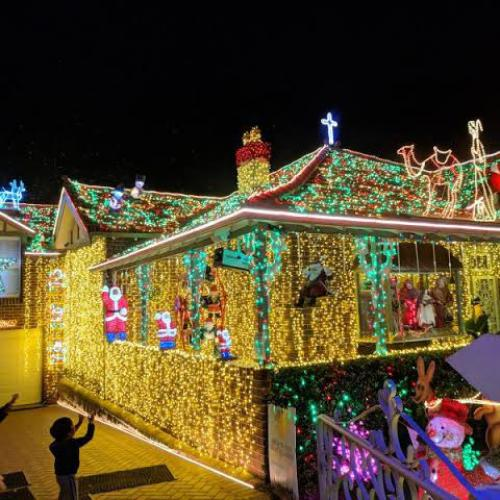These Are The Best Spots In Sydney To See Christmas Lights