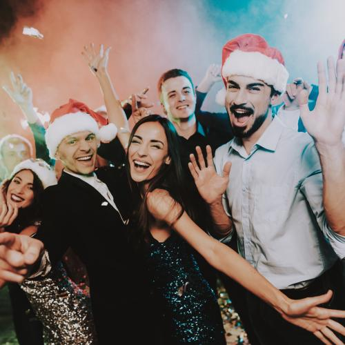 Our Tips For Getting Christmas Party Ready This Silly Season!