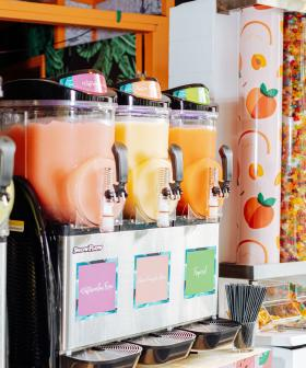 A Bottomless, Self-Serve Frozé Bar Has Landed In Sydney