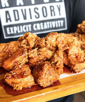 1,000 Pieces Of FREE Fried Chicken Is Up For Grabs In Sydney