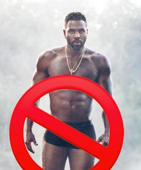 Jason Derulo's Monster Bulge Has Been Deleted By Instagram