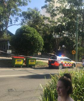 Fire Breaks Out At Lane Cove Public School