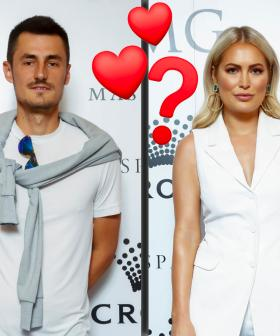 Bernard Tomic & Bachelor Star Keira Maguire Are Getting Seriously Flirty