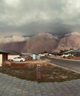 Dust And Thunderstorms To Hit Central NSW