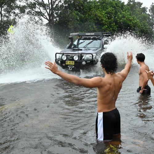 Suburbs Evacuated As Severe Rain Batters NSW