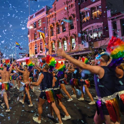 Win Tickets To The Sydney Gay & Lesbian Mardi Gras Party!