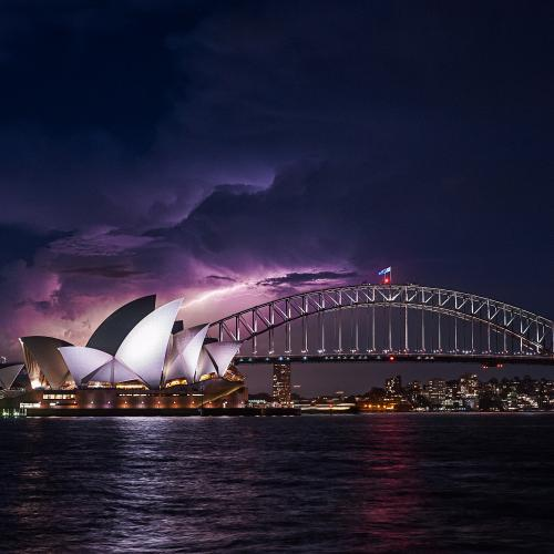 Sydney Man Dies After Being Struck By Gas Bottle During Dangerous Thunderstorms