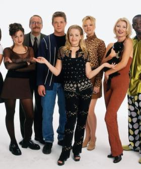 The Cast Of Sabrina The Teenage Witch Just Reunited And We're Dying!