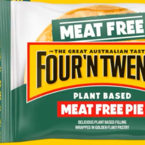 Four 'N' Twenty Meat-Free Meat Pies - Blasphemy Or Life Changing?
