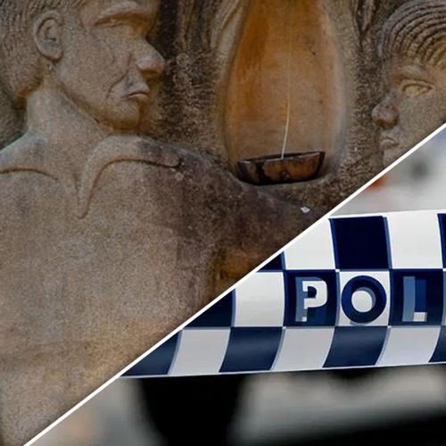 Sydney Aboriginal Memorial Maliciously Damaged