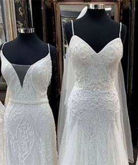 This Bridal Store Is Selling $15 Wedding Dresses After Going Into Liquidation - But There Is A Catch