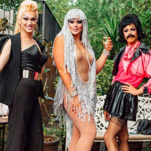 This Sydney Bar Is Hosting A FABULOUS Three-Day Drag Queen Lip Sync Battle For Mardi Gras