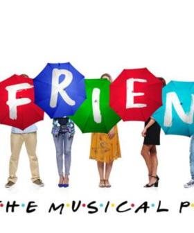 FRIENDS Has Been Turned Into A Musical And Yes, It's Coming To Sydney