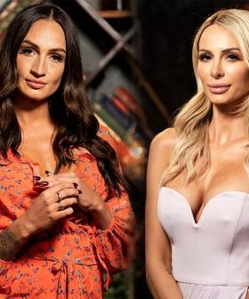 MAFS' Hayley SLAMS Stacey Claiming She Only Stayed In The Experiment For Michael's Money