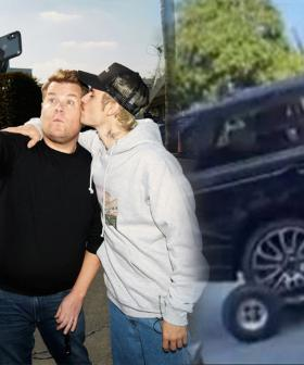 Justin Bieber's Carpool Karaoke Is Here And Now We Know Why James Corden Wasn't Driving