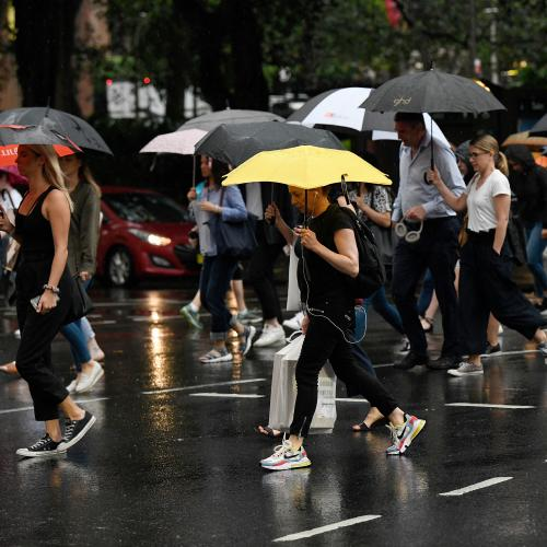 Severe Weather Warning Issued For NSW With Heavy Rain, Flash Flooding And Damaging Winds Expected