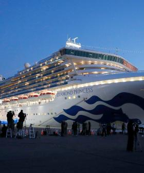 Princess Cruises Suspends All Trips For Two Months