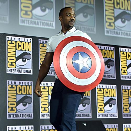 Anthony Mackie Is Going To Be The New Captain America!