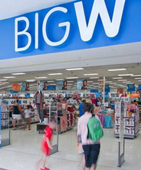 Man Tasered By Police After Fight Over Toilet Paper At Big W Store In NSW