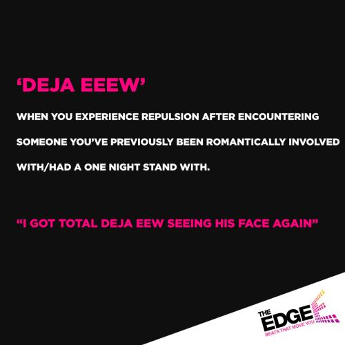 Have You Heard Of 'Deja Ew'-ing? If Not You Should Because It's Hilarious.