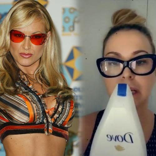 Pop Singer Anastacia Has Created A Hilarious Coronavirus Parody Of 'I'm Outta Love'