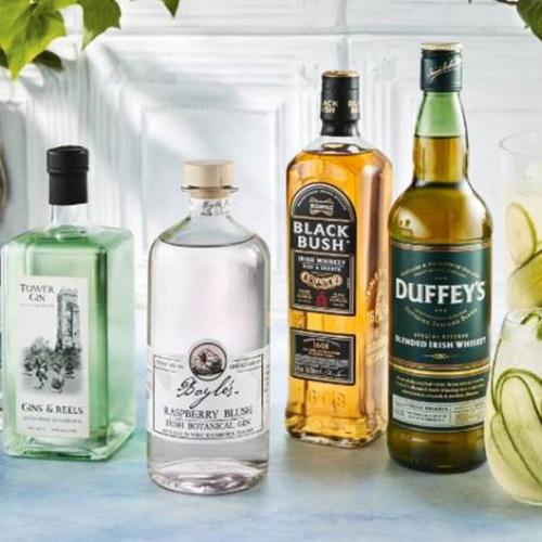 ALDI Is Bringing Out A Range Of Specialty Gins Including A Raspberry Blush Flavour!