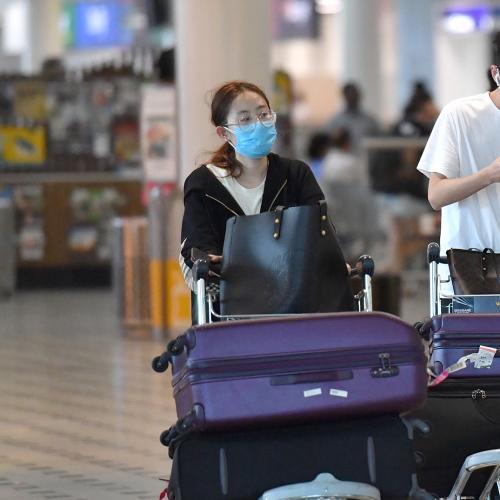 Australians Told To Stop One Action As Coronavirus Spreads