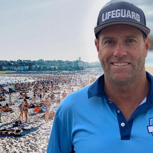Mike E and Emma Interview Bondi Rescues' Hoppo and Talks About Beach Fiasco.