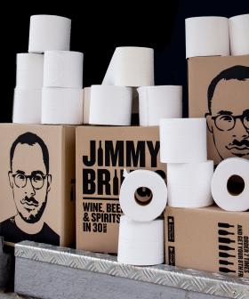 Sydneysiders Can Have Toilet Paper Delivered In 30 Minutes Thanks To Jimmy Brings