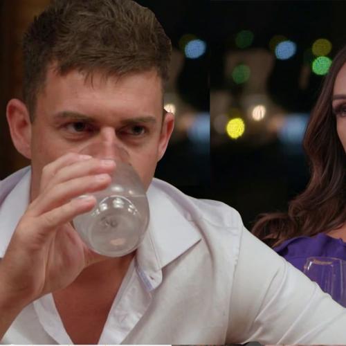 Vanessa Has Video Proof Of Michael Goonan KISSING Hayley!
