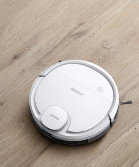 The Robot Cleaner That Vacuums And Mops Is Coming Back To ALDI