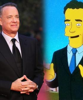 The Simpsons Predicted Tom Hanks Being Quarantined With Coronavirus Back In 2007