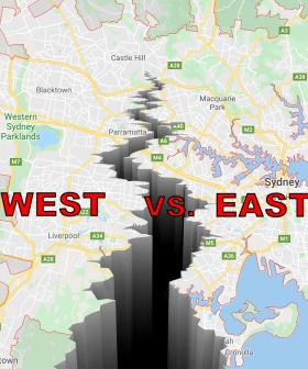 West is Best! Western Sydney Obeying Lockdown Laws, Sydney's East Selfishly Not.