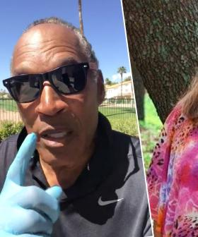 O.J. Simpson Straight UP Reckons Carole Baskin Killed Her Husband - This Show CANNOT GET MORE COOKED.