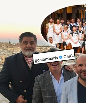George Calombaris Comments On Revamped Masterchef 2020 After Getting The Boot