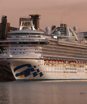 Ruby Princess Crew Members Celebrate As Dozens Finally Disembark Cruise Ship