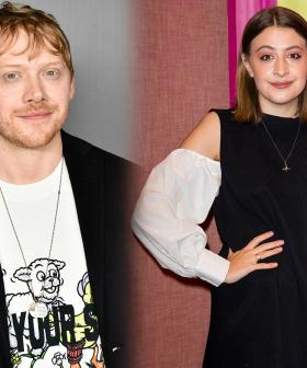 Rupert Grint And Georgia Groome Are Expecting Their First Baby Together