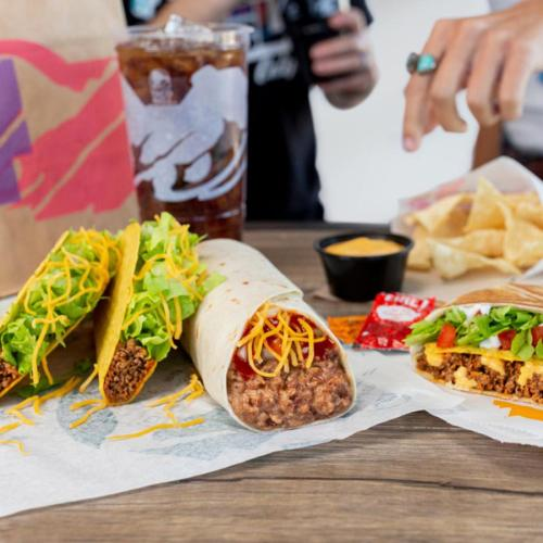 Calling ALL Blacktown Area Residents! Taco Bell Is Offering Free Delivery With No Minimum Spend And Our Iso Body Is Ready
