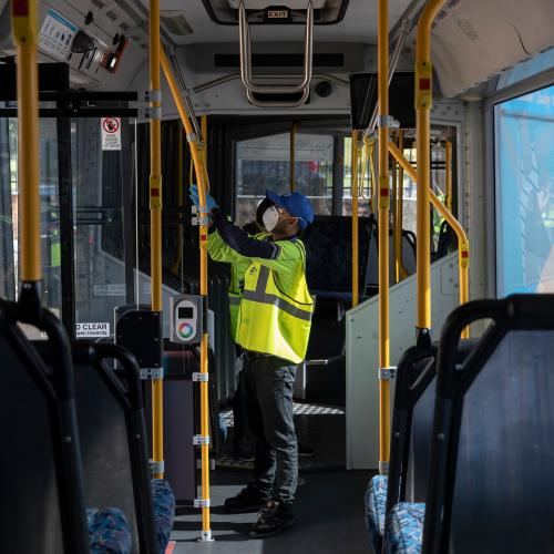 Major Changes Being Introduced To NSW Public Transport System Amid COVID-19 Pandemic
