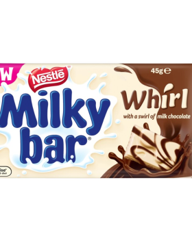 The Milkybar Kid Is Back With A New Milkybar Whirl  And It Looks Milkybar-mazing