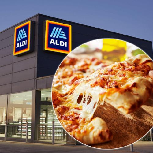 CALLING ALL WESTERN SYDNEY: ALDI Has Launched The 'Best Margherita Pizza Ever' And They'll Deliver It To Your Door Tonight
